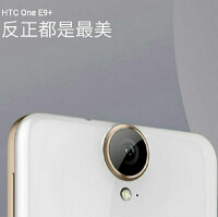 New renders of the HTC One E9+ are leaked