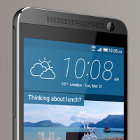 HTC One E9+ renders appear on HTC's Chinese website