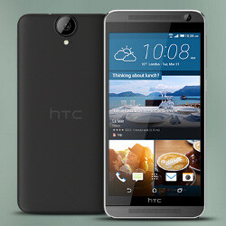 "HTC One E9+ makes an official debut: upends One M9 with 5.5"" Quad HD screen and Mediatek's most powerful chip"