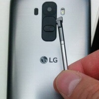 LG G4 Stylus shows up in leaked photo?
