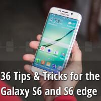 Samsung Galaxy S6 and Galaxy S6 edge: 36 tips & tricks