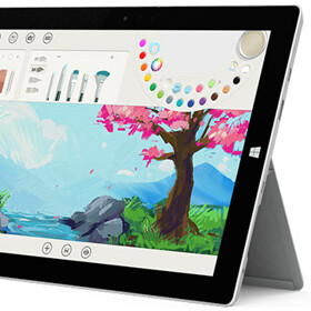 You can test the Microsoft Surface 3 before its launch (without any appointment)