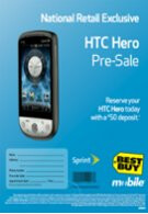 Best Buy Mobile continues preorder process with the HTC Hero