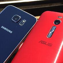 Galaxy S6 vs Asus Zenfone 2 camera comparison: $600 flagship against a $300 midranger