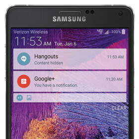 Samsung Galaxy Note 4 for Verizon is being updated to Android 5.0 Lollipop
