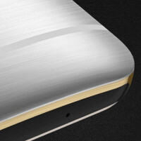 Once again, the HTC One M9+ is teased, showing April 8th unveiling date and that home button
