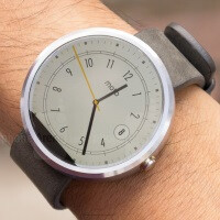 """Purported Moto 360 follow-up codenamed """"Smelt"""" leaks with higher resolution display"""