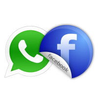 Facebook starts to integrate with its WhatsApp messaging app