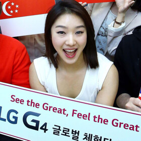 LG will select 4,000 customers to test drive the G4 flagship smartphone before its launch