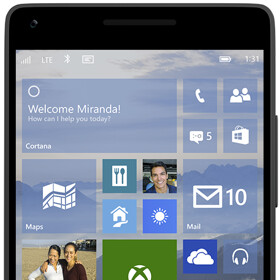 Next build of Windows 10 Technical Preview for phones to be launched this Friday