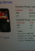 Leaked specs sheet gives a little more insight into Verizon's Nokia Twist