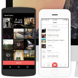 Get fast file transfer between your phones and computers with the Infinit app for iOS and Android