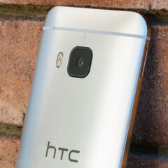 HTC One M9 gets a software update that improves camera performance
