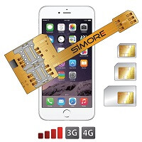 Wish you could handle multiple SIM cards in your single-SIM device? There is SIMore