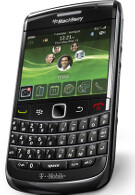 T-Mobile BlackBerry Onyx 9700 makes a Bold statement