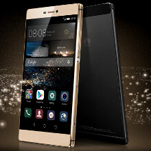Stylish Huawei P8: all the snazzy new features