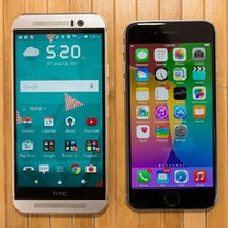 HTC One M9 vs iPhone 6: which phone is faster? (real-life speed comparison)