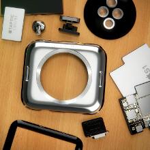 Beauty is not skin-deep: amazing 3D renders depict the Apple Watch internals