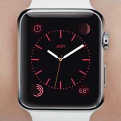 70-second Apple Watch boot procedure captured on camera