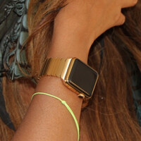 Special Apple Watch Edition for celebrities comes with solid gold band