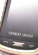 Samsung Giorgio Armani W820/W8200 to be a Korea-only phone?