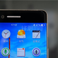 More images of the Oppo R7 – prepare for the battle of bezel-less smartphones!