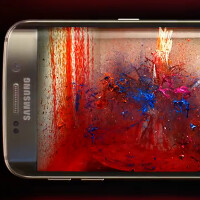"""New ad for the Samsung Galaxy S6/Galaxy S6 edge asks """"What does color feel like?"""""""