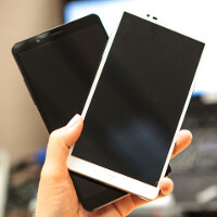 Pantech (R.I.P) had an amazing phablet ready for release, but it never saw the light of day for the saddest reason