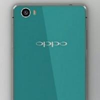 Fingerprint scanner shows up on the latest Oppo R7 images