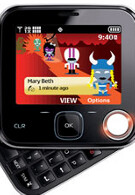 Twist and shout, Verizon introduces the Nokia 7705