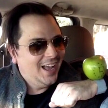 Today is Apple Watch release date, so people start strapping fruit to their wrists