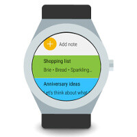 Google Keep for Android Wear updated with a host of quite ...