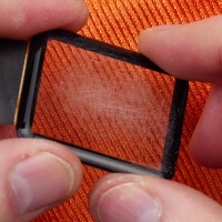 Scratch test shows the limits of Apple's Ion-X glass on the Watch Sport