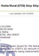 AT&T pulls Nokia Mural?