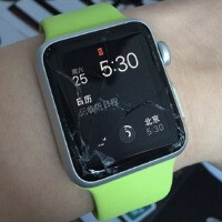 Here's a gallery of graphic broken Apple Watch photos because reality isn't kind to electronics
