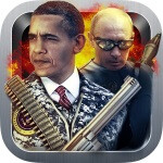Spotlight: in this game, Obama and Putin ride mythical animals and battle communist zombies