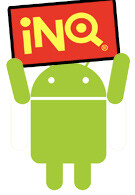 INQ working on Android-powered cell phone