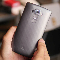 First camera samples from the LG G4