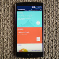 This is the new LG G4's UX 4.0 interface