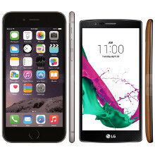 Six LG G4 features you can't find on the Apple iPhone 6 Plus
