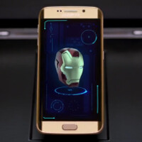 Samsung and Marvel join forces for Avengers themed Galaxy S6 promo