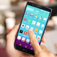 LG G4 benchmarked - how does the Snapdragon 808 fare?