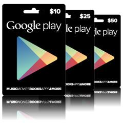 goggle play card 50€