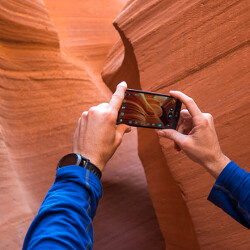 LG gave the G4 to a professional photographer, here's what happened