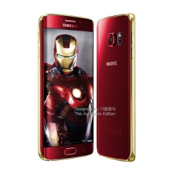 Samsung will soon launch Iron Man versions of the Samsung Galaxy S6 and S6 edge