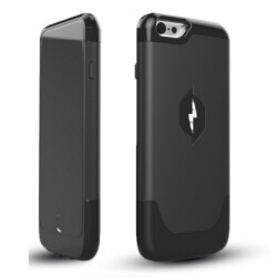 This iPhone 6 case harvests energy from external radio waves