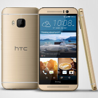 HTC has its worst April in 6 years; disappointing HTC One M9 shipments blamed