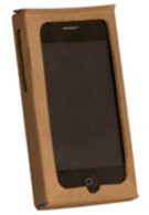 Environmentally friendly cardboard case for the iPhone can be yours for under a $1