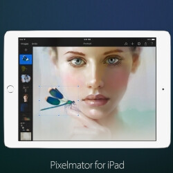 Pixelmator will soon get an iPhone version, iPad app now priced at $4.99 for a limited time