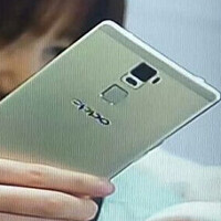 First look at the Oppo R7 Plus shows a rear-facing fingerprint scanner